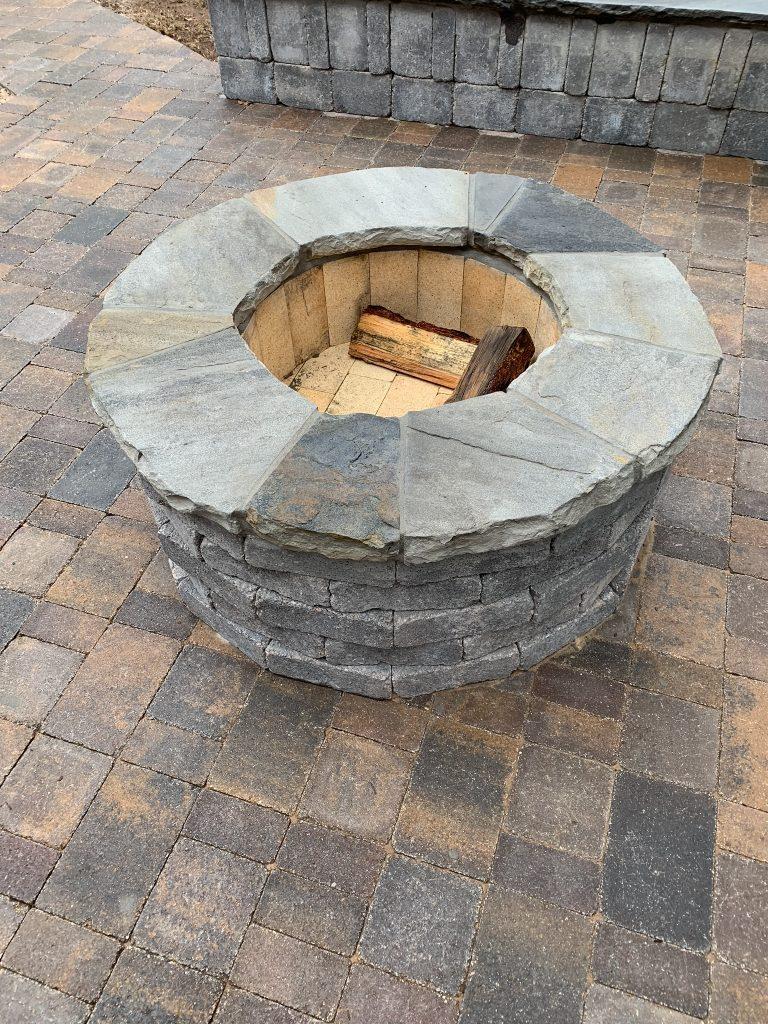 Landscaping/rock work – Complete Lawn Service, LLC